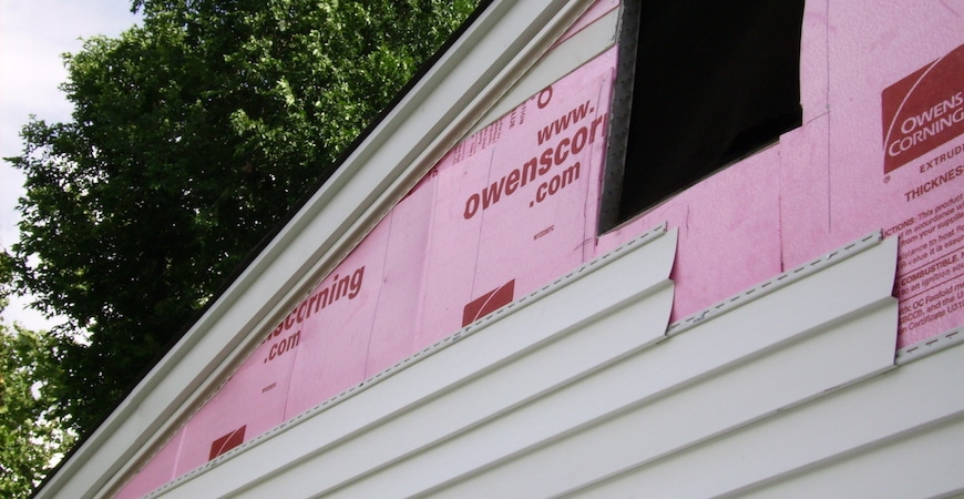 Siding Installation NYC