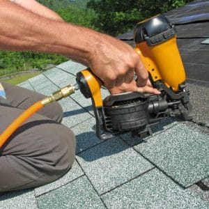 Installing Shingles Roofing NYC
