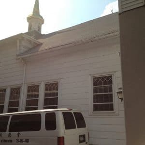 Church Roof Renovation